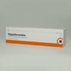 Hepathrombin Gel 300ui/g